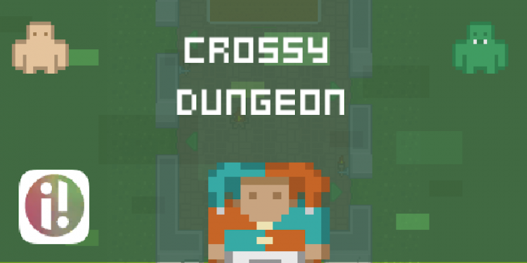Crossy Dungeon Title