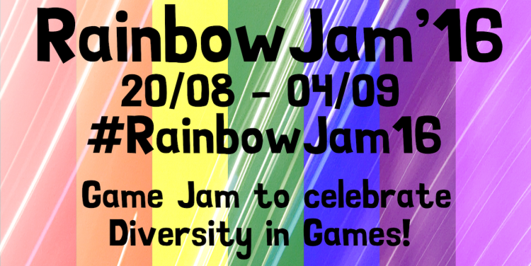 RainbowJamPortraitPoster